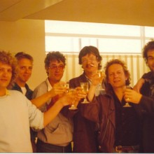 Berlin REichstag groepsfoto