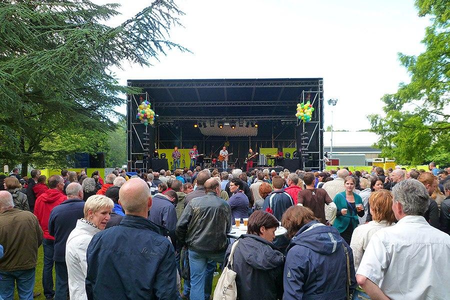 Ploegfestival Bergeijk 2012