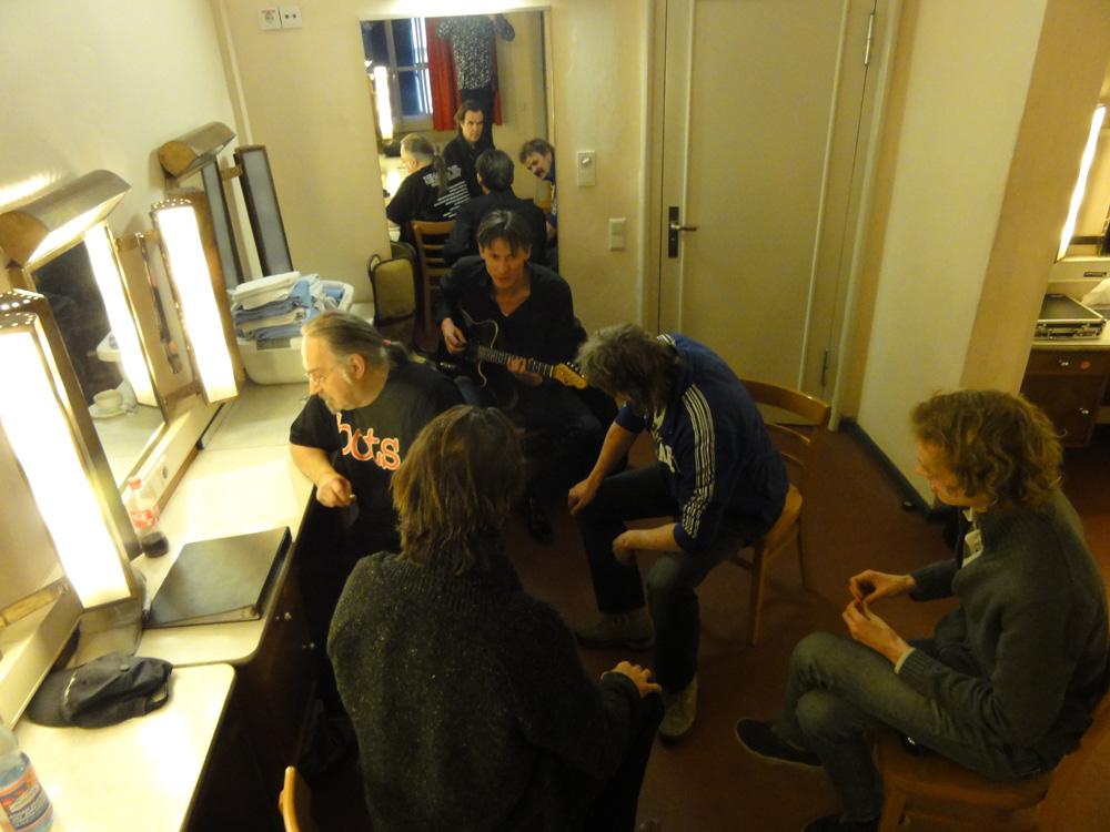 backstage volksbuhne